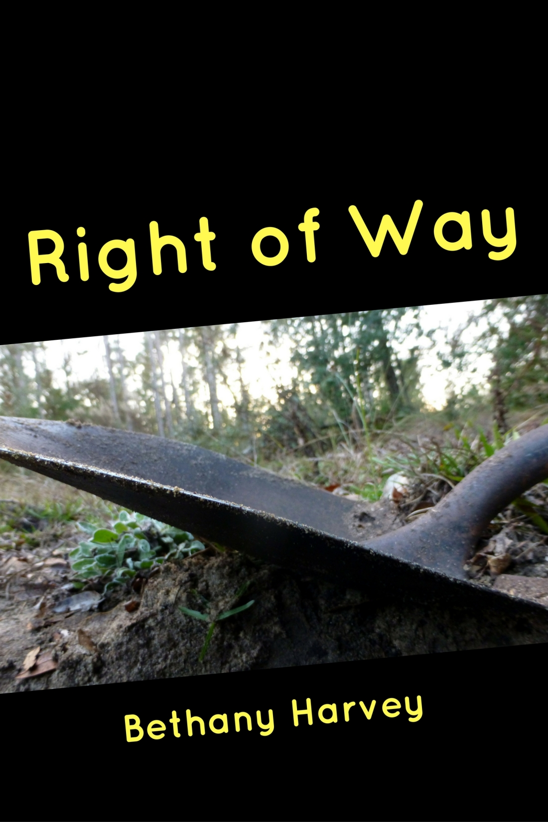 Right of Way book cover